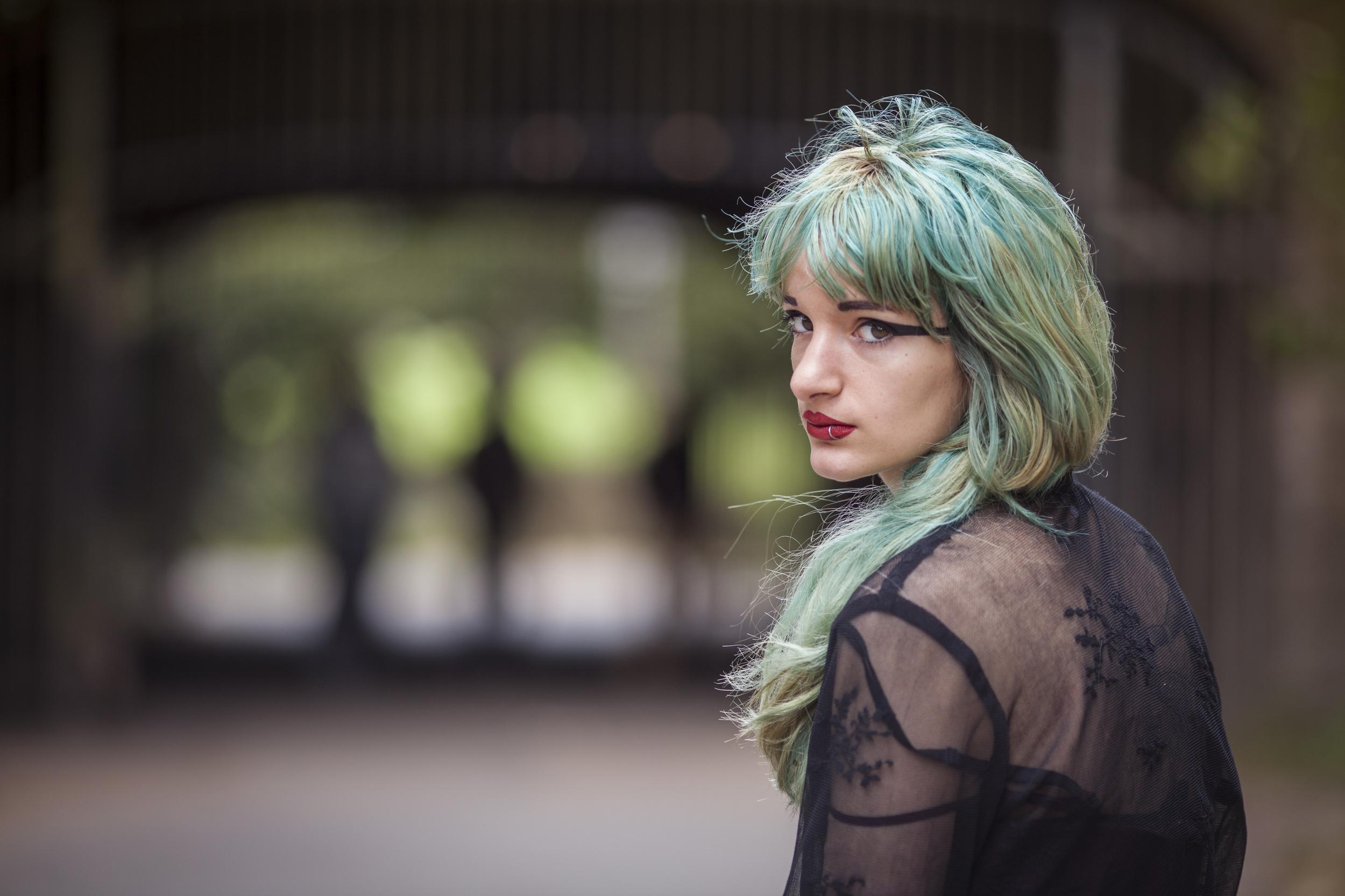 Apple - former homeless teen
