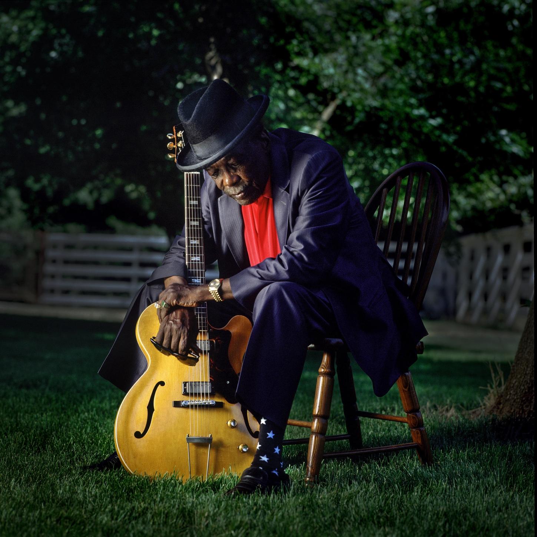 John Lee Hooker - recording artist