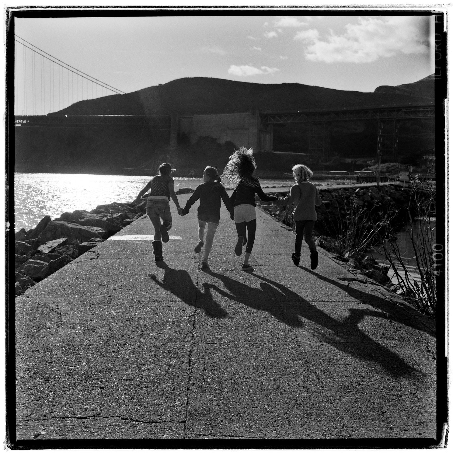 Friends - Cavallo point, Sausalito, CA