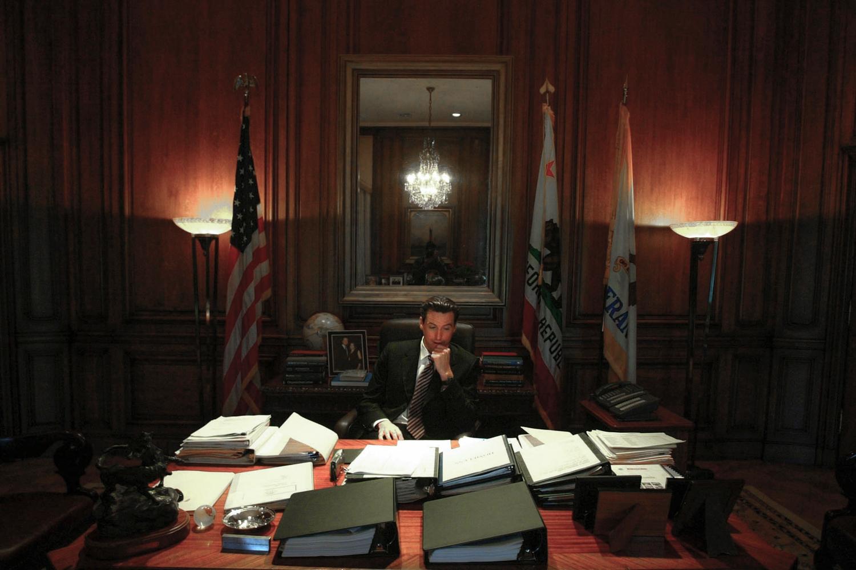 Gavin Newsom (former Mayor of San Francisco) - California Lieutenant Governor