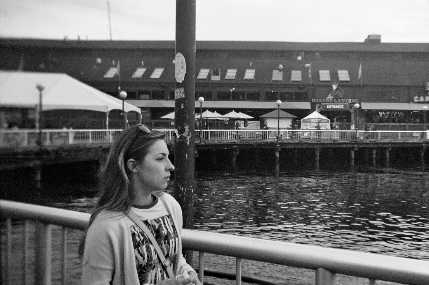 On the Pier Seattle, WA