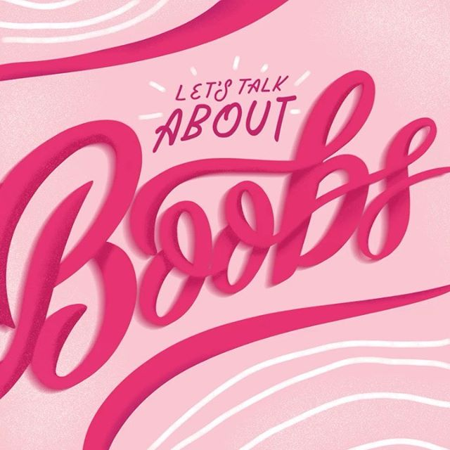 """October is #BreastCancerAwarenessMonth, so let's talk about boobs! We all have them and chances are, if you're of a certain age (ahem, 39/40 and up), you have already passed yet another rite of passage as a woman: getting a mammogram. Your mammo is just one step to ensuring you and the girls stay healthy, but it's the one that causes all sorts of agita. Don't fret, tho, it's a relatively simple process for most women. Sharing is caring, so read on as I walk you through my past and present experience: .  I got my first mammo a little before I turned 40, not because my doc told me (she did) but because I randomly felt a wee pea-sized lump one day. I made the appointment, got my first squish, and then went back a few months later for follow up. Lo and behold that wee lump grew ever so slightly and thus I got another, more comprehensive (read squishier) mammo, an ultrasound, and a biopsy. Thankfully it's a benign lump, but they've left a little marker so it's easy to find when I have my yearly checkup. . .  Check me out in pic 2! Apparently gowns are out, and capes are in? This one is resplendent in strawberries. Very fashion forward. 15/10 would wear to my appointment next year. . .  Pic 3: The """"machine."""" Not gonna lie, it's awkward as hell and can be uncomfortable, but that's a small price to pay! My tech was great — dare I say gentle — and her call to relax my shoulders really did help, so make a note of that ladies! 17/10 squish factor high but nothing this woman can't handle. . .  Pic 4: Trying too hard to be glam after the mamm (sorry not sorry). The whole process took less than 30 minutes. My results came in about a week and are all normal, yay! However, due to denser than normal tissue, my doc recommends a squishier follow-up. 20/10 peak embarrassing & dramatic up the nose close-up! ."""