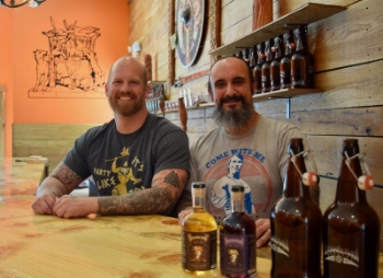 Newest article from the Cape Gazette!   http://www.capegazette.com/article/brimming-horn-meadery-now-open-business/137003
