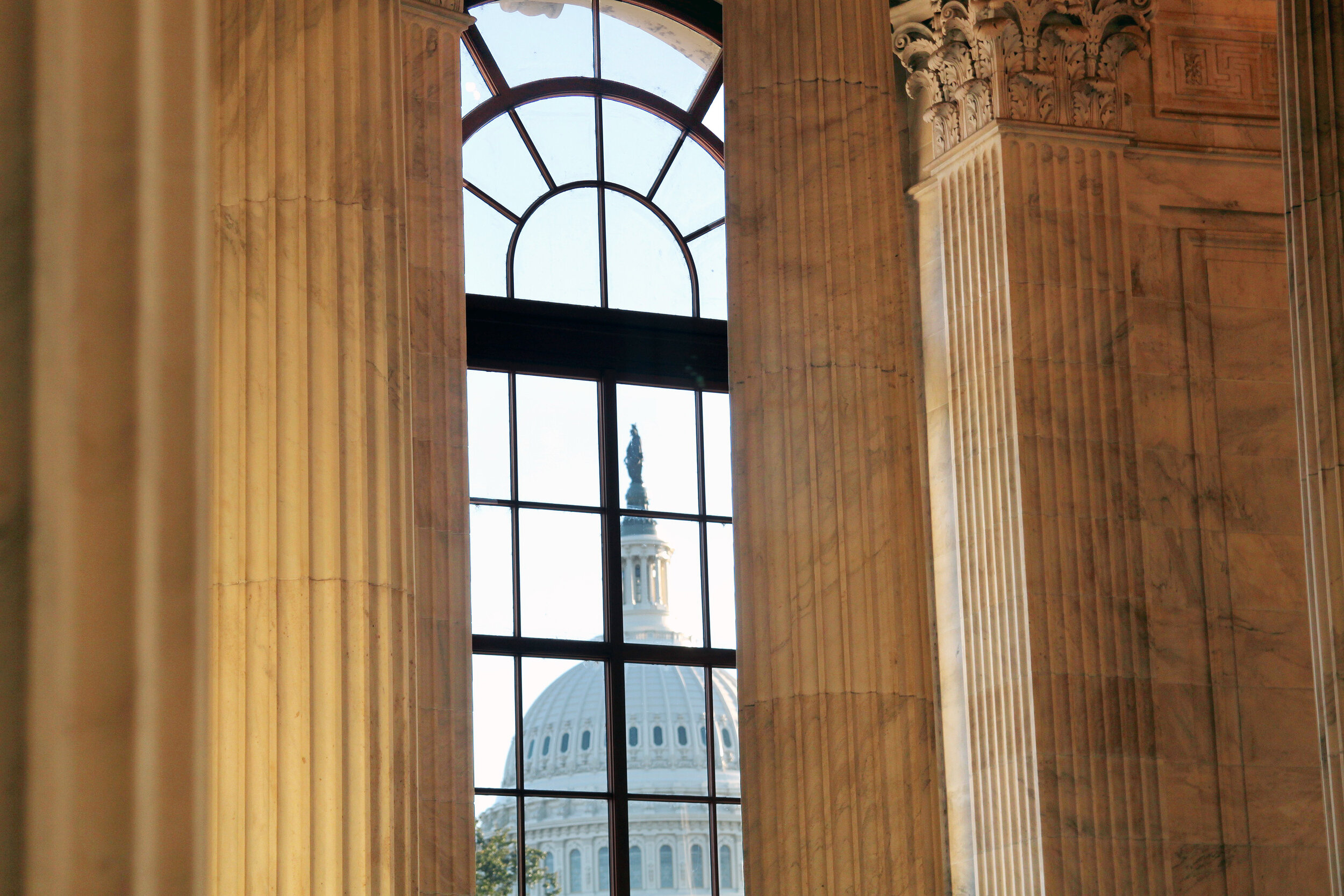Location:  Russell Rotunda: Washington, D.C.