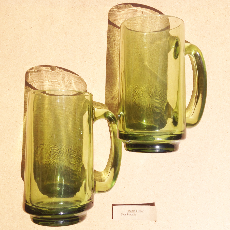 ICE COLD BEER Freeze this mug Add your favorite beer