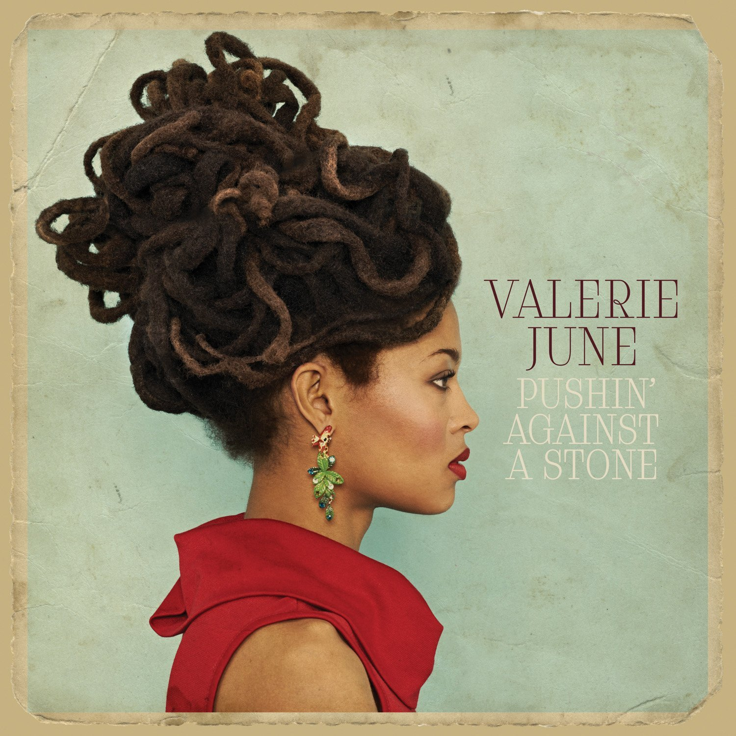 Valerie June's album is one of the ones that you've been searching for and never gets old.   Al's choice album of the year - and we all couldn't agree more.
