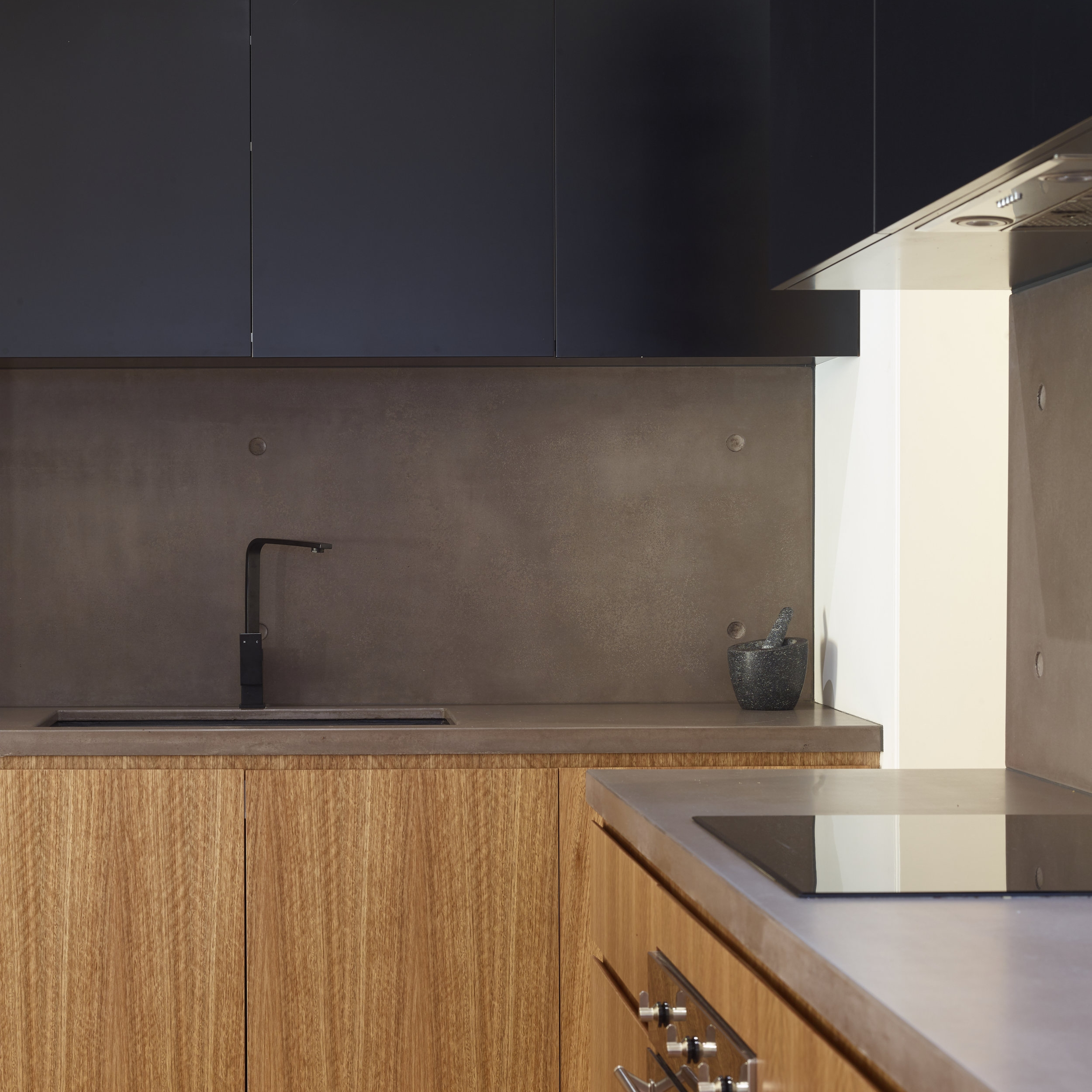 Concrete Splashbacks