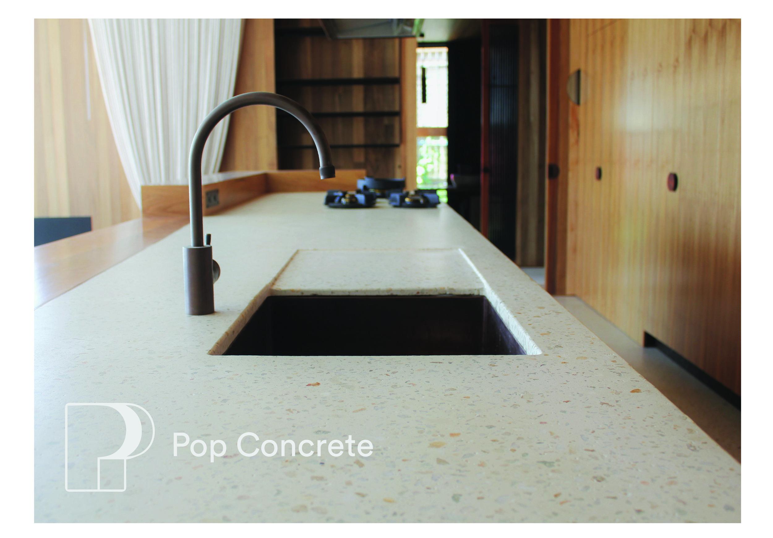pop concrete colour color samples 2018 brochure