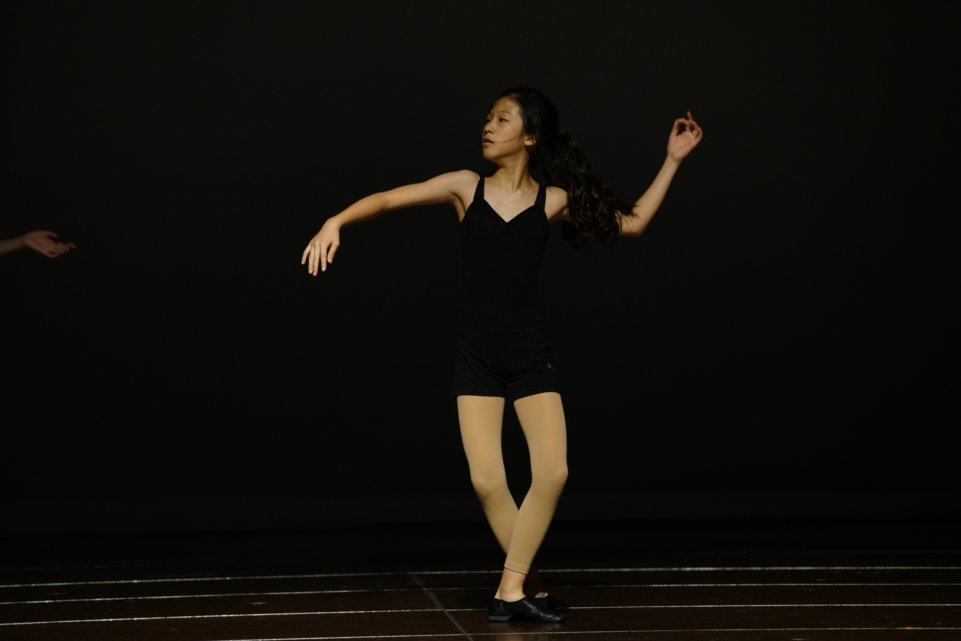 Don't Give Up, Contemporary Ballet (13+)