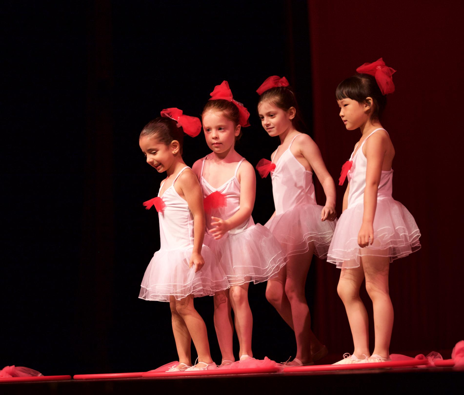 Polichinelle, Beginner's Ballet