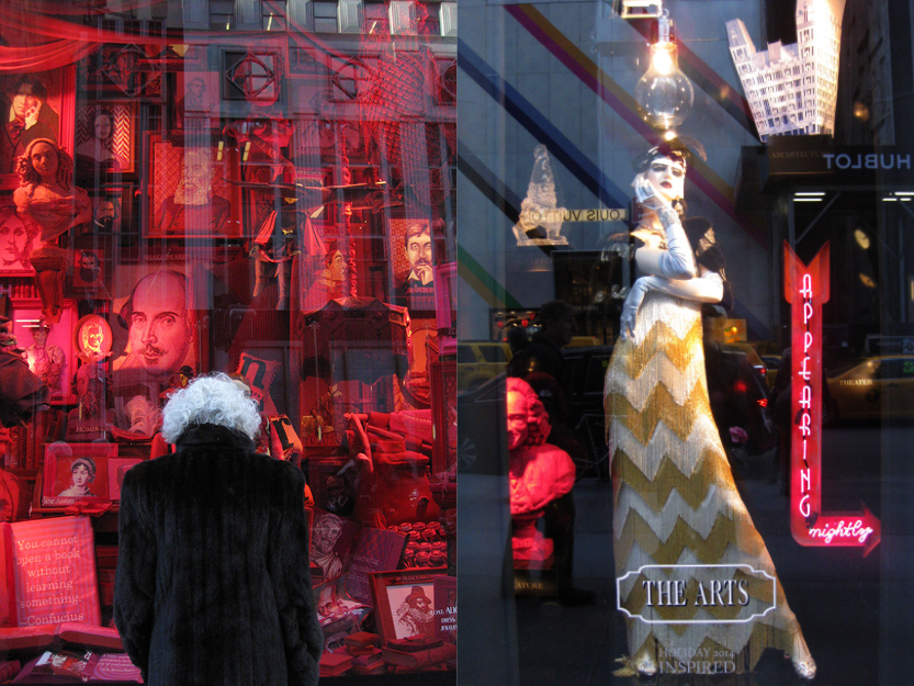 Bergdorf Goodman Christmas Windows – New York