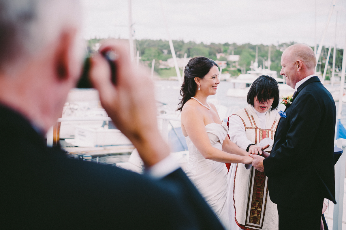 Northwest Arm Wedding