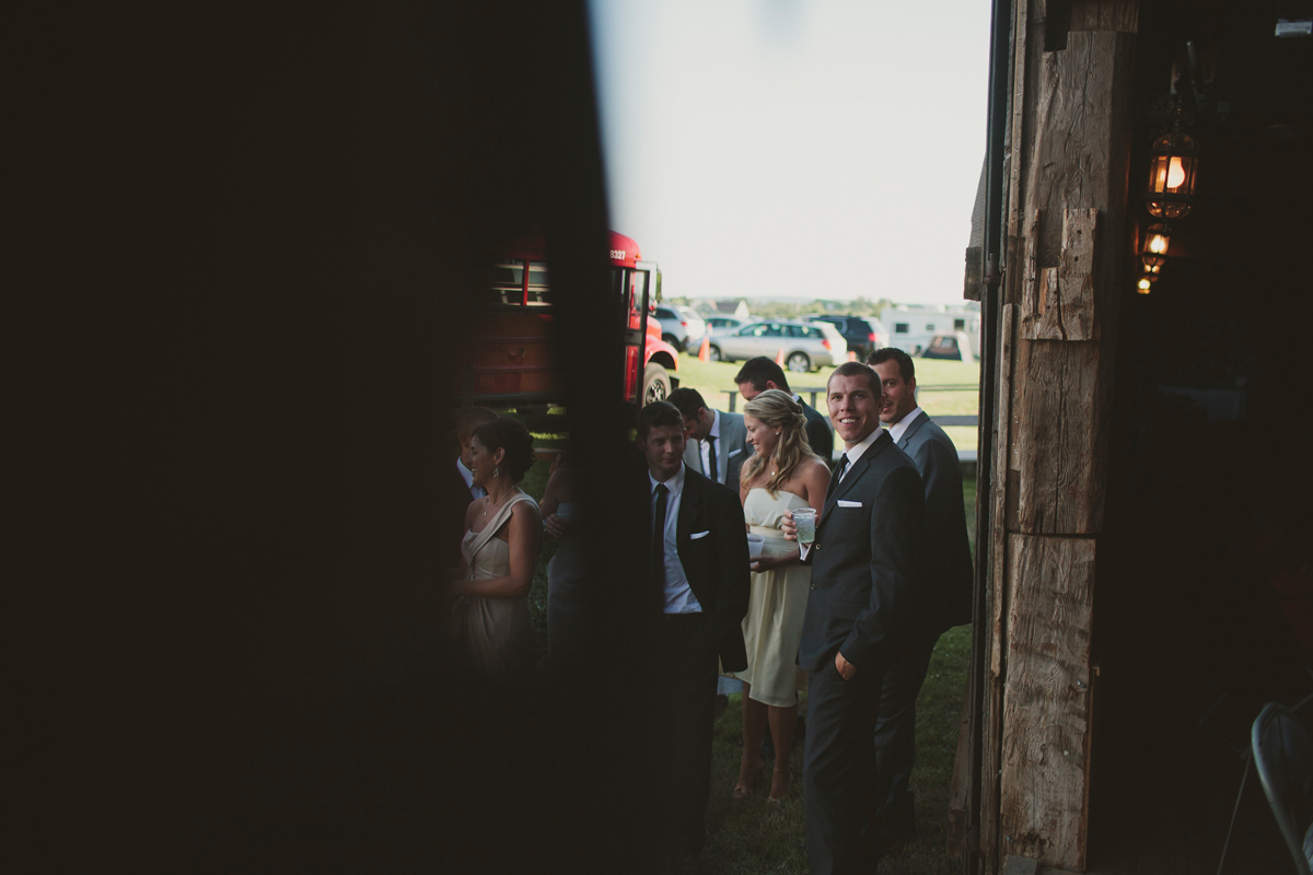 music barn wedding