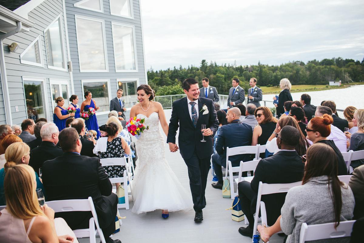 Shining Waters Wedding