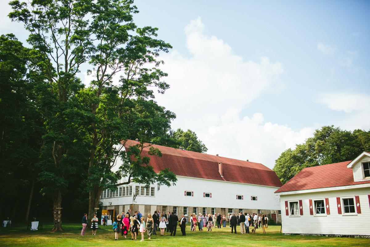 Crystal Cliffs Wedding
