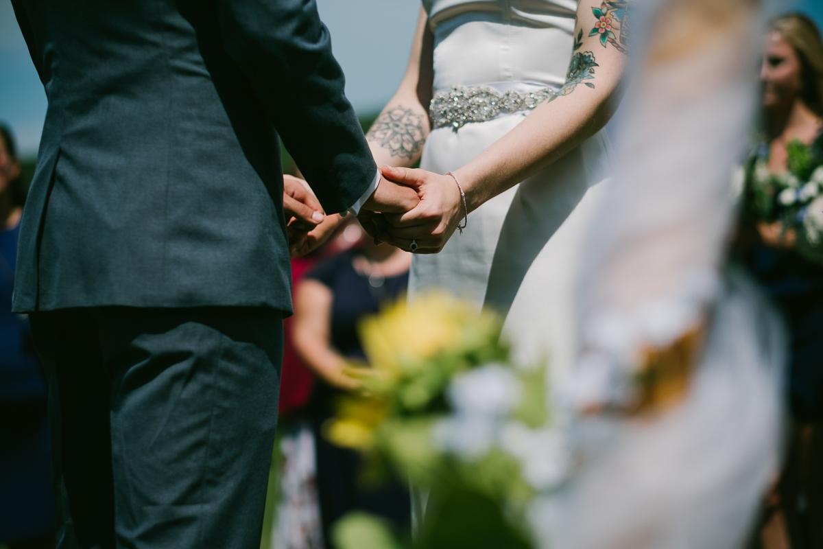 Tatamagouche Nova Scotia Wedding