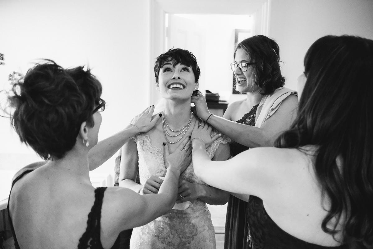 A Hants County Wedding Day