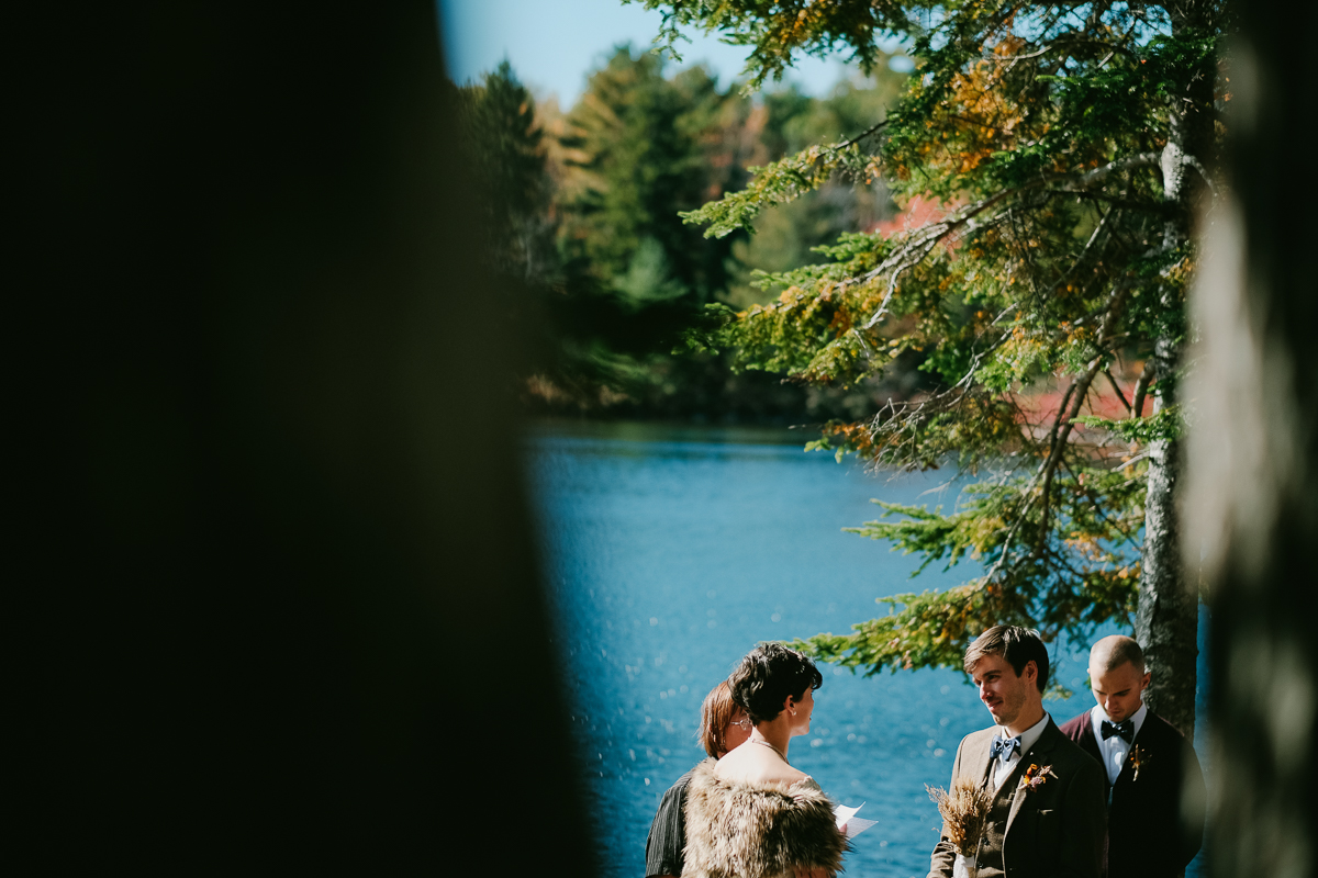A Hants County Wedding Day