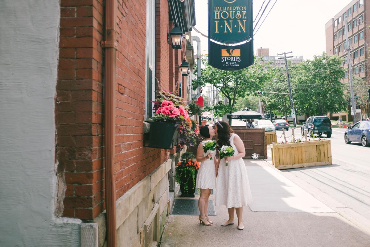 LGBT Halifax Wedding