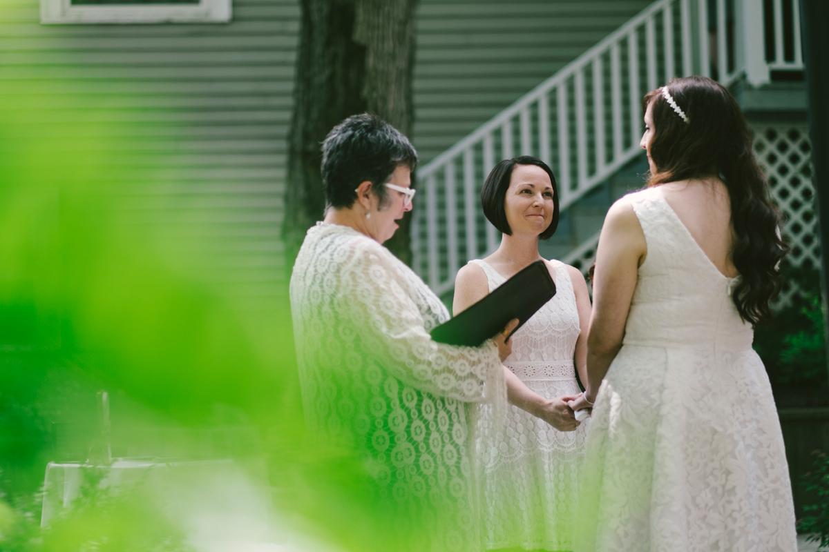 Same Sex Wedding Halifax