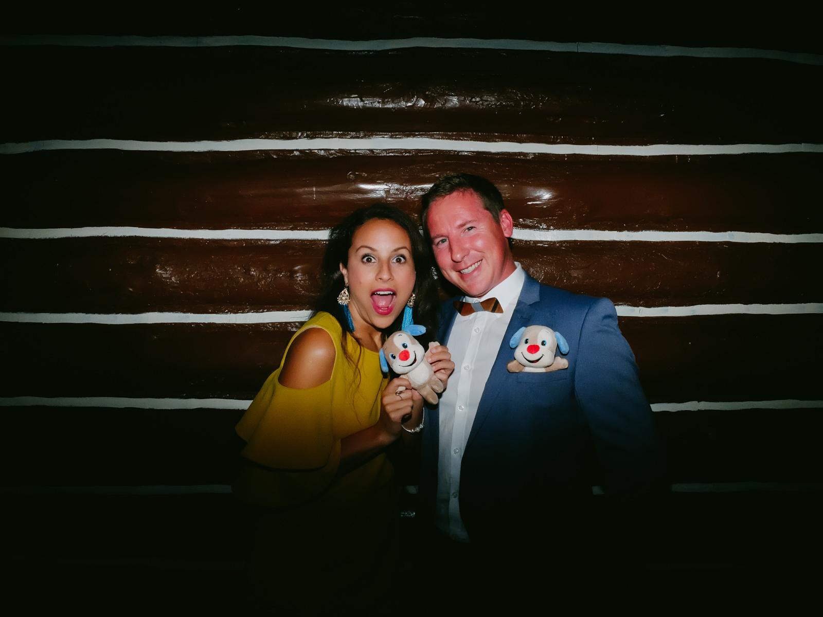 A pictou lodge wedding
