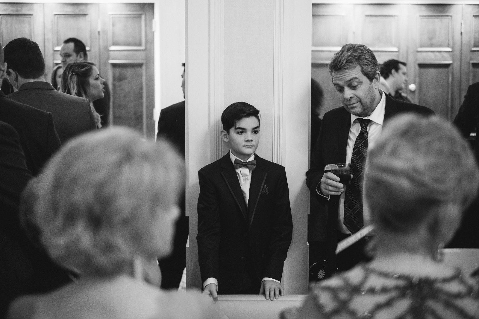 Lord Nelson Hotel Wedding