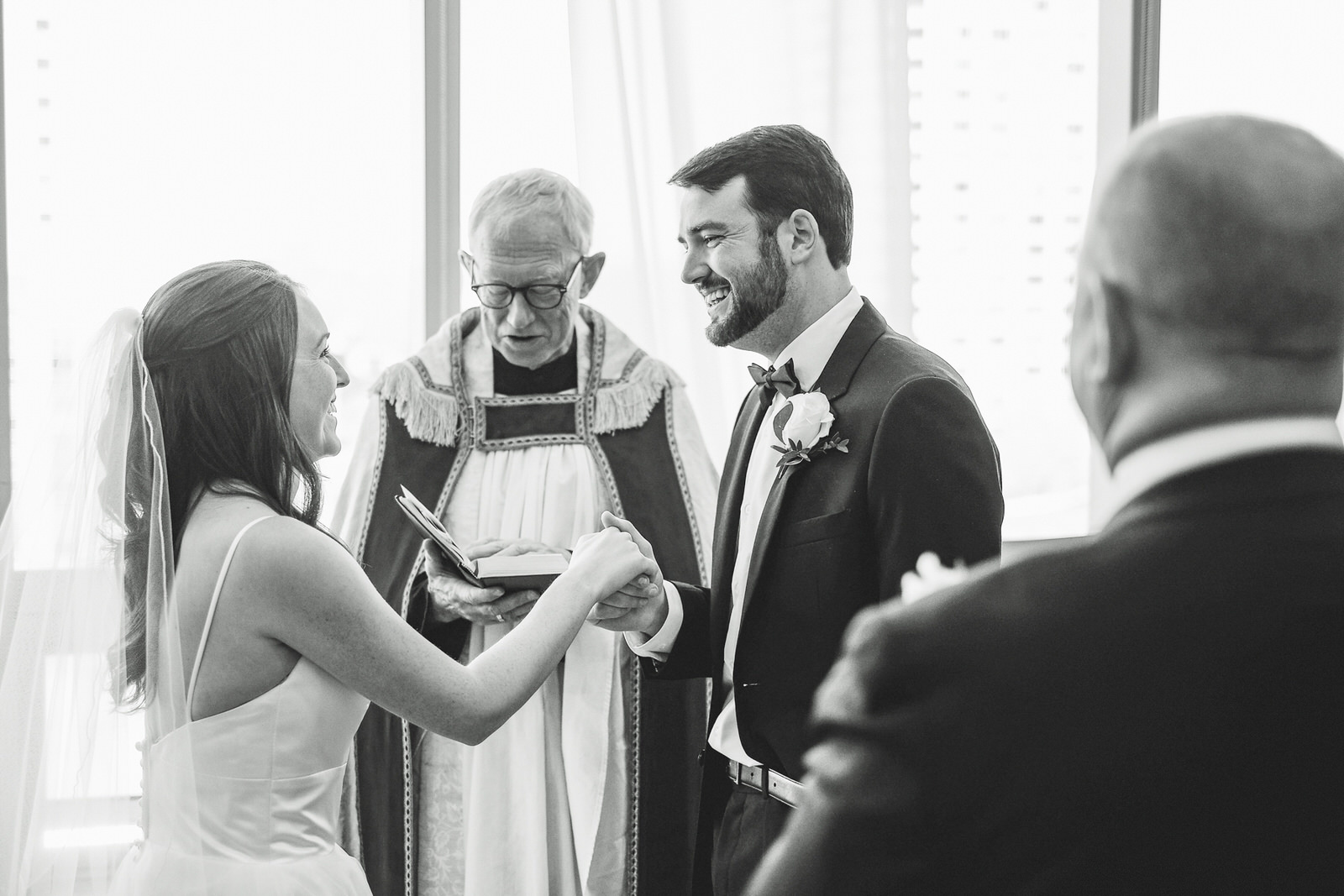 Halifax Backyard Wedding