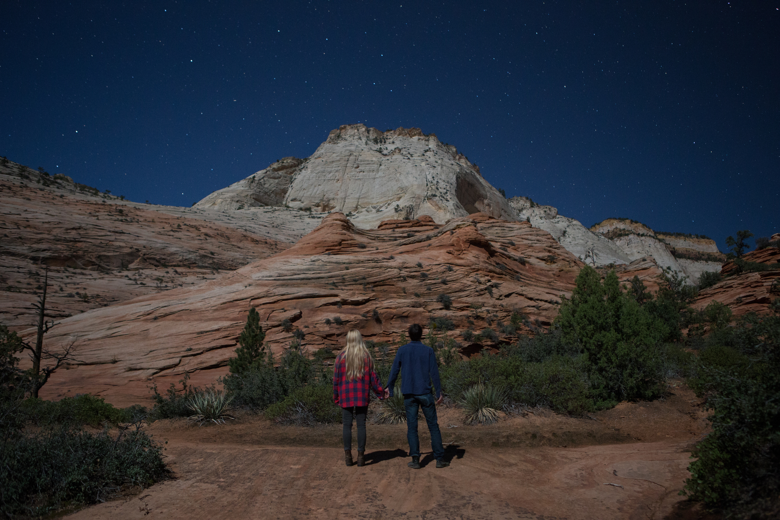 AstroBandit_JordanRose_DariusTwin_DarrenPearson_Zion_Views_Couple_Love_Stars_LongExposure.jpg