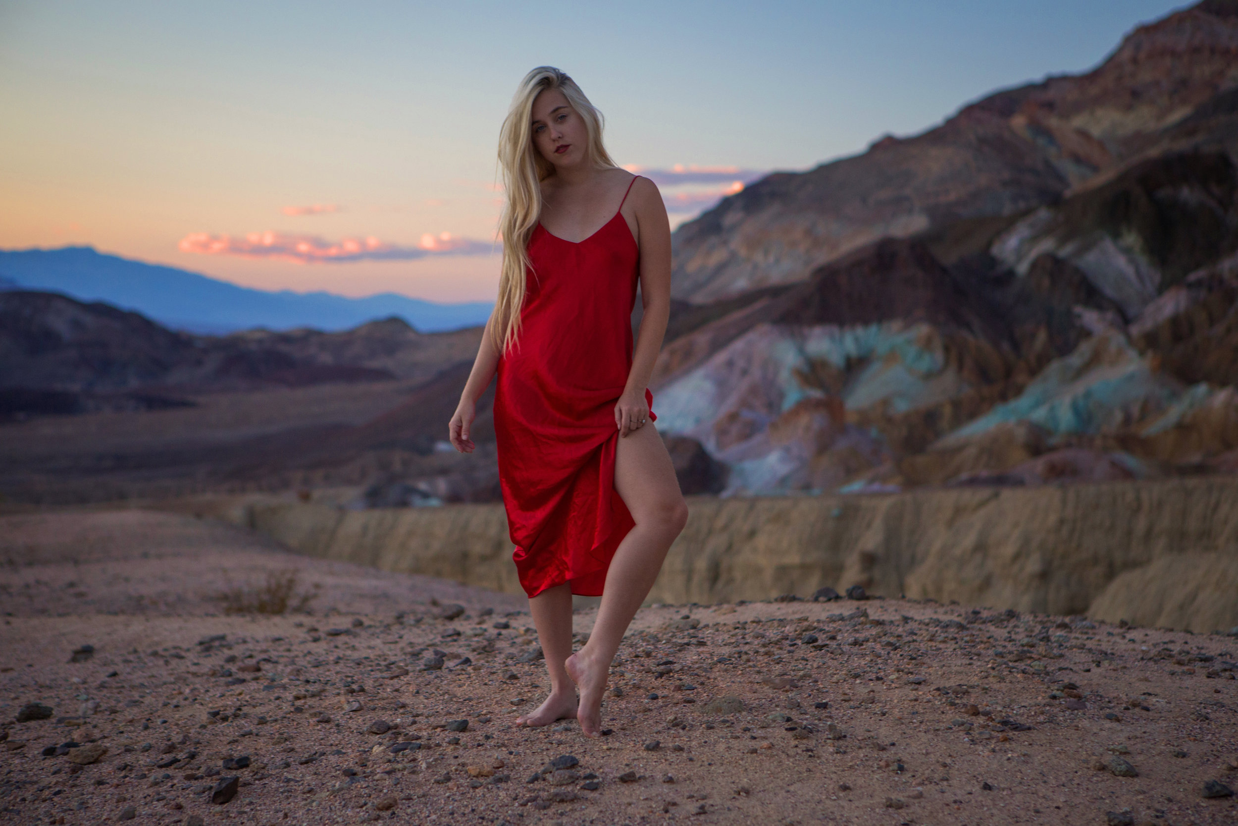 AstroBandit_JordanRose_DeathValley_ArtistsPalette_RedSilk_Sunset_Dancing_1.jpg