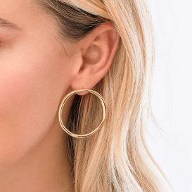 Quinn Hoop Earrings by Gorjana