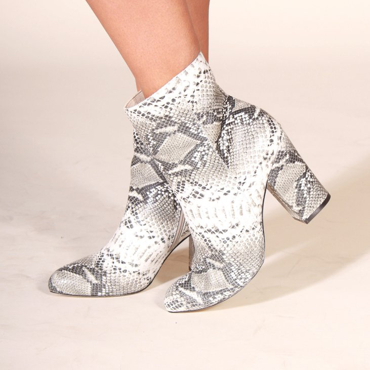 Matisse Snake Boot