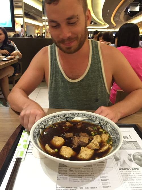 Mung bean noodles are my best friend.