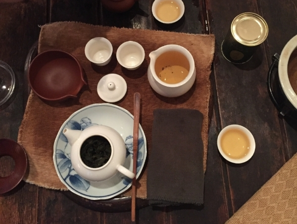 Wistaria Tea House Taipei