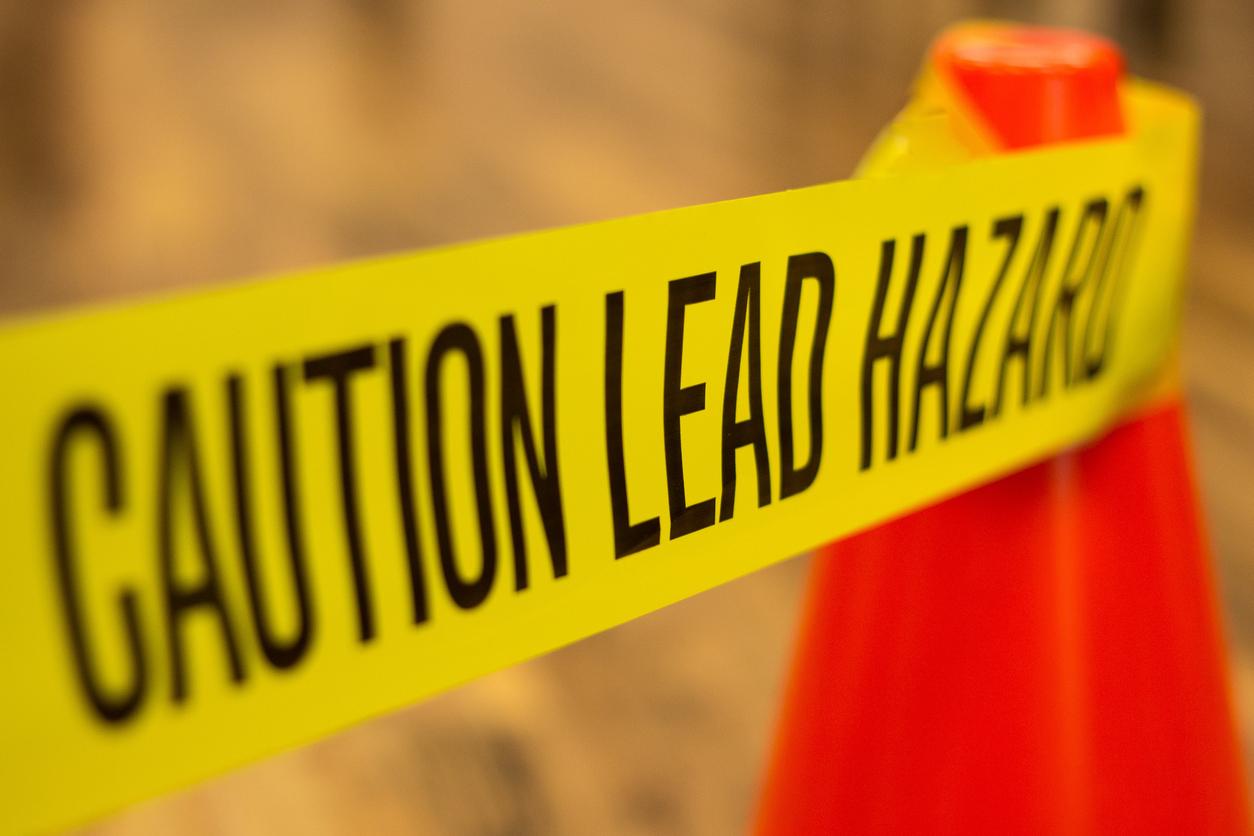 lead poisoning children settlement