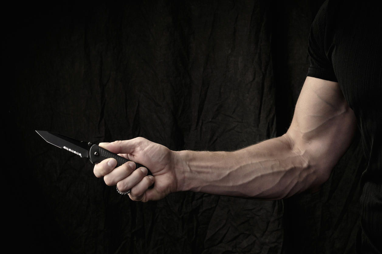 self defense misdemeanor felonious assault