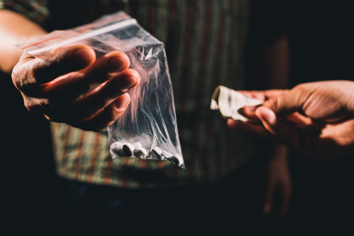 federal drug charges defense