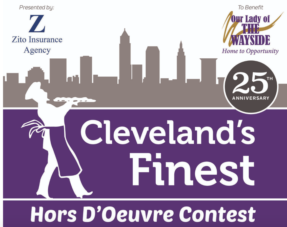 Cleveland's Finest event support our lady of the wayside