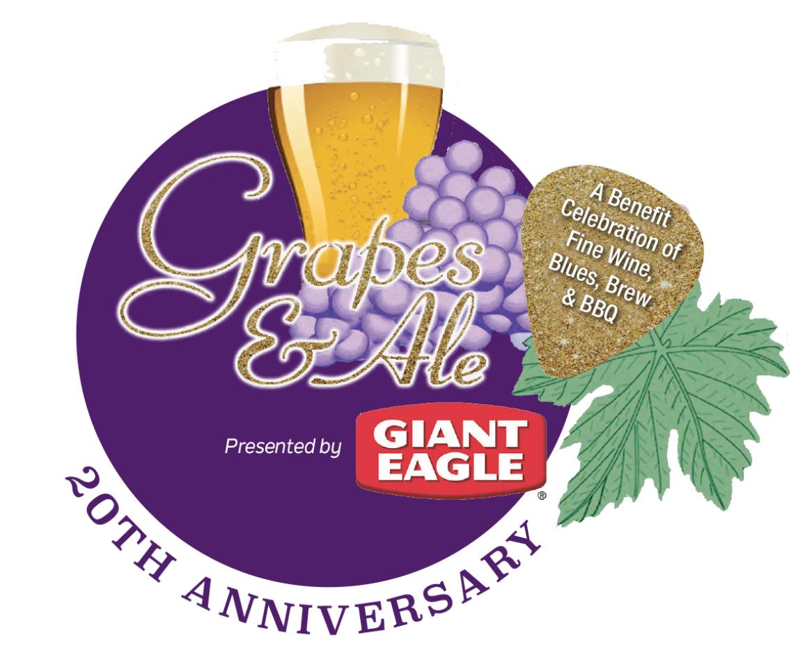 Grapes & ale event