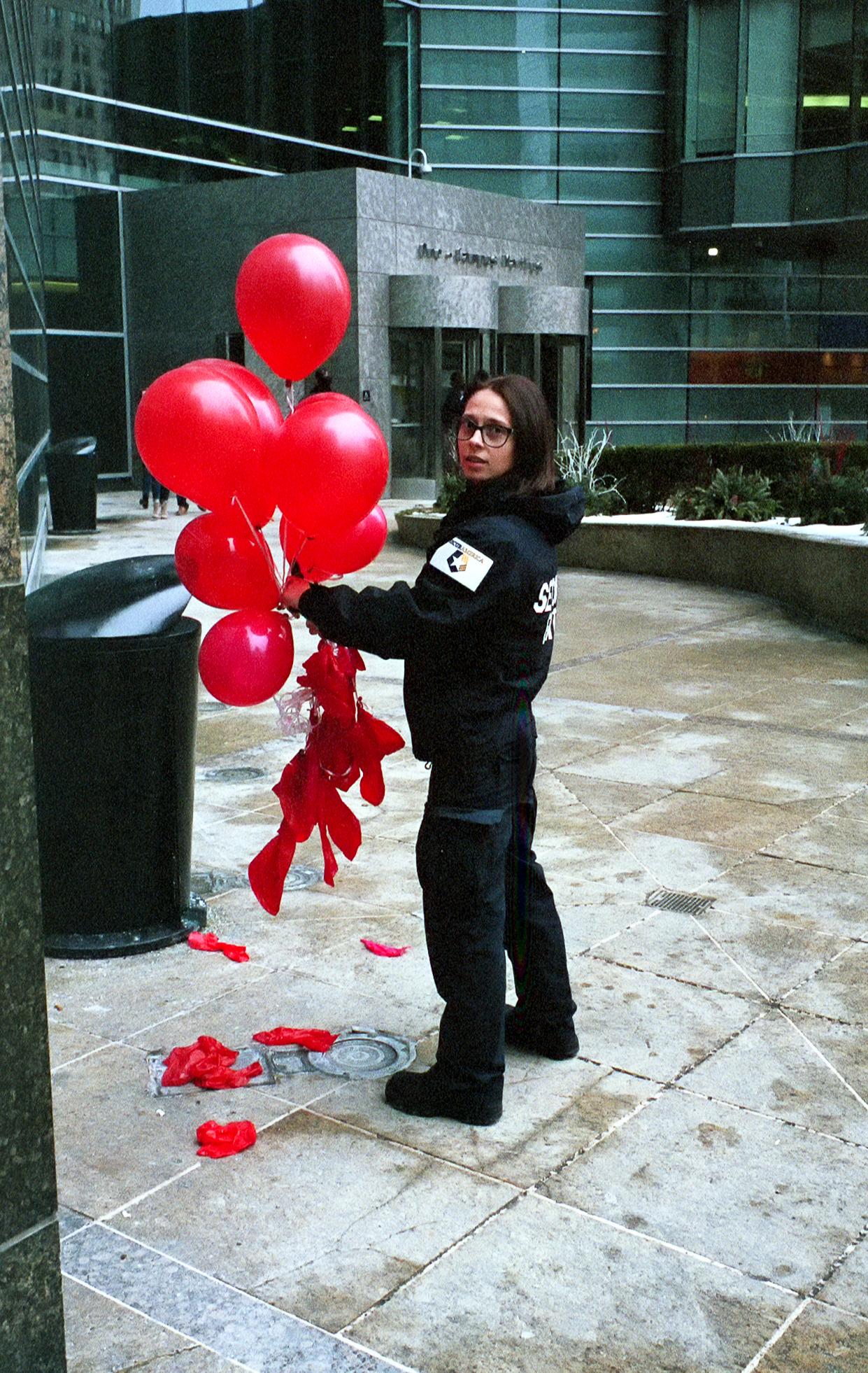 V-Day Massacre