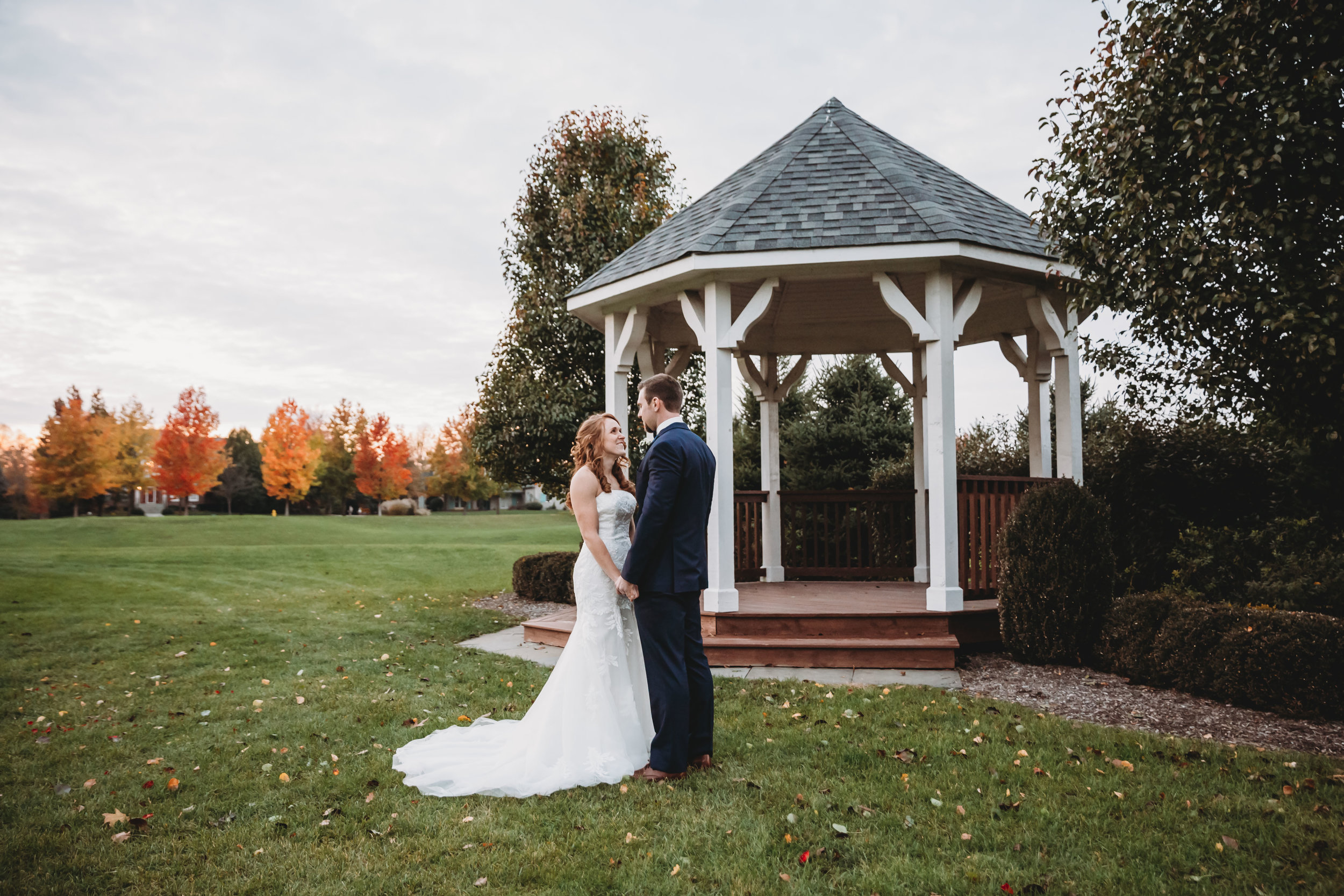 Ryan + Laura - Plum Creek | Carmel, IN | November 2018