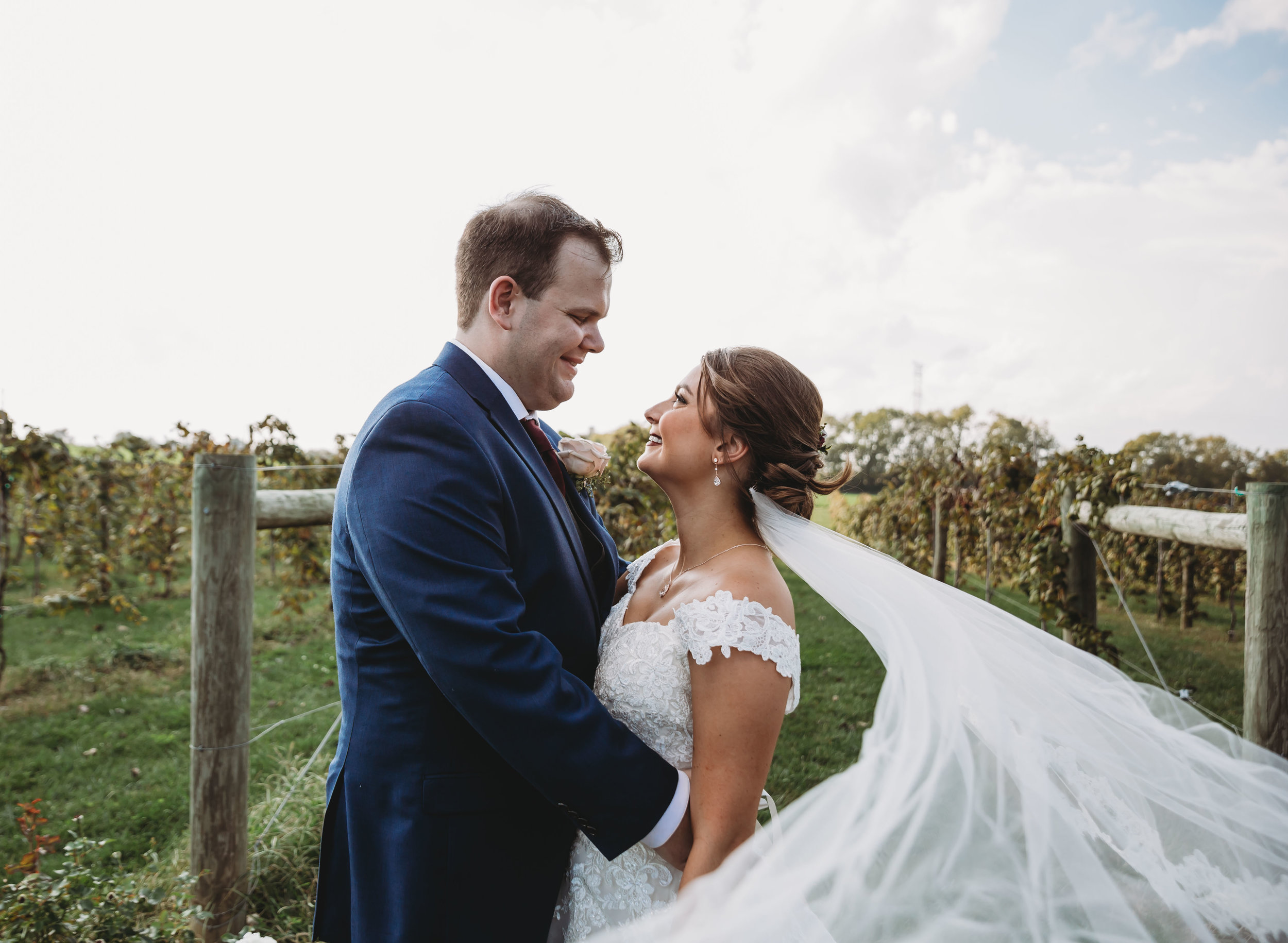 Jake + Ashlie - The Sycamore at Mallow Run | Bargersville, IN | October 2018