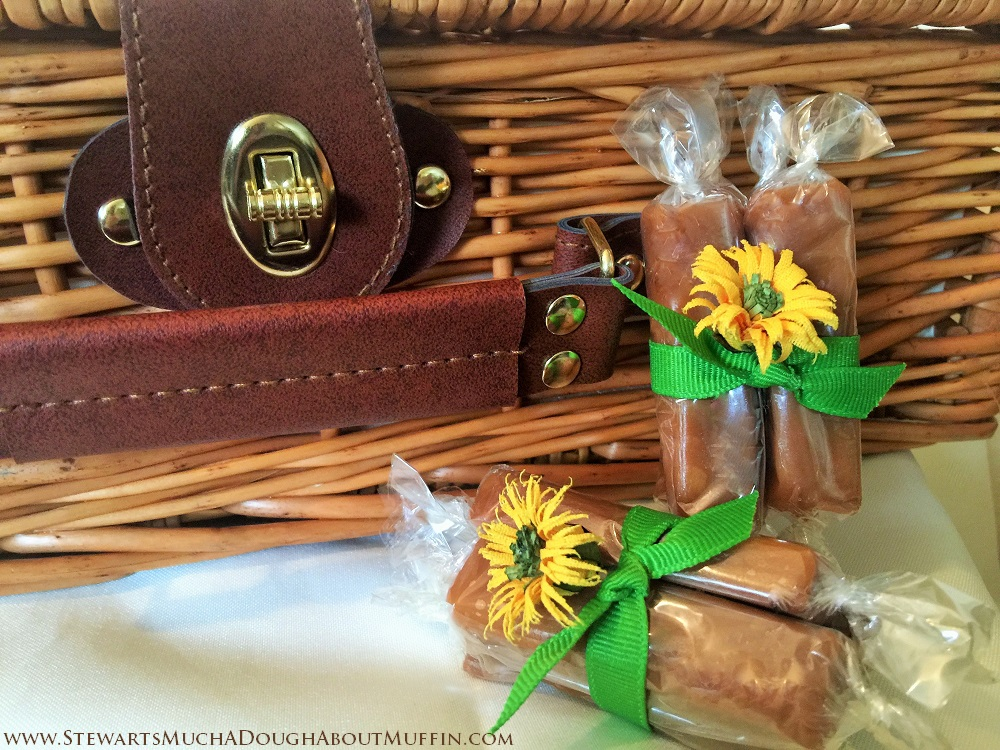 4-Piece Butter Toffee Log The Perfect Bridal Favor