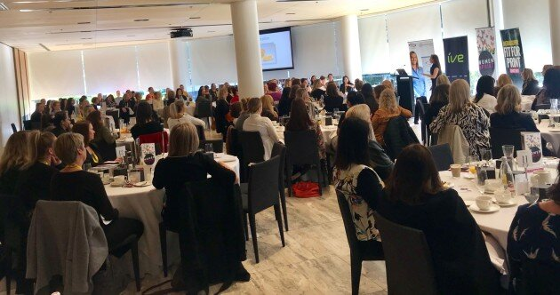 Record numbers: Melbourne print women network together