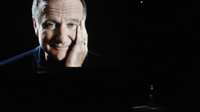 Robin Williams' recent death put the condition in the spotlight - Image Credit:    Ver en vivo En Directo/flickr   ,    CC BY-SA