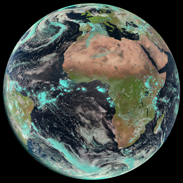 We still don't know where the oceans on Earth come from  - Image Credit:   ESA