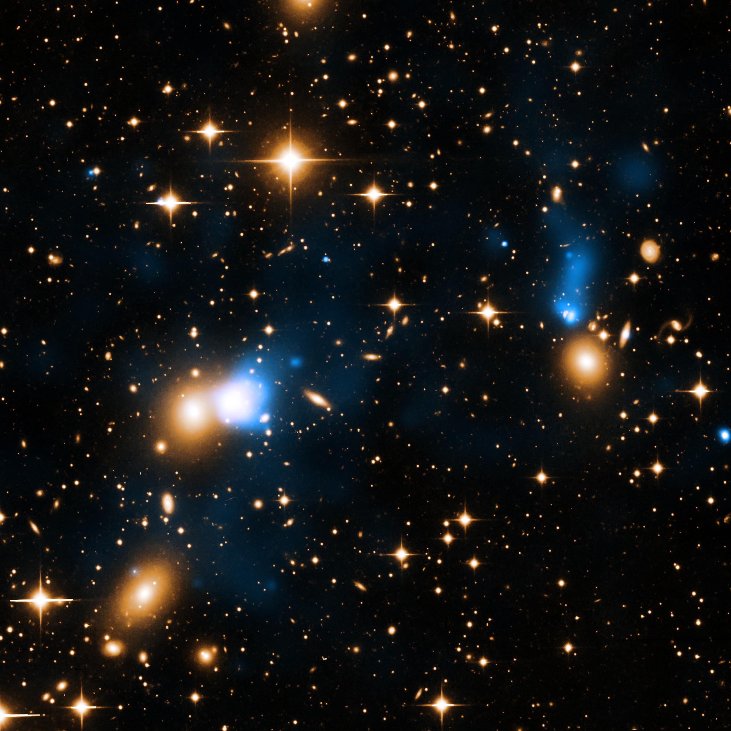 Image credit: X-ray: NASA/CXC/University of Bonn/G. Schellenberger et al; Optical: INT