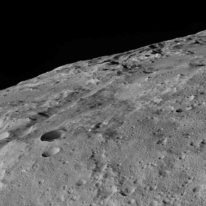 Ceres: time for your close-up – Image Credit:    NASA/JPL-Caltech/UCLA/MPS/DLR/IDA