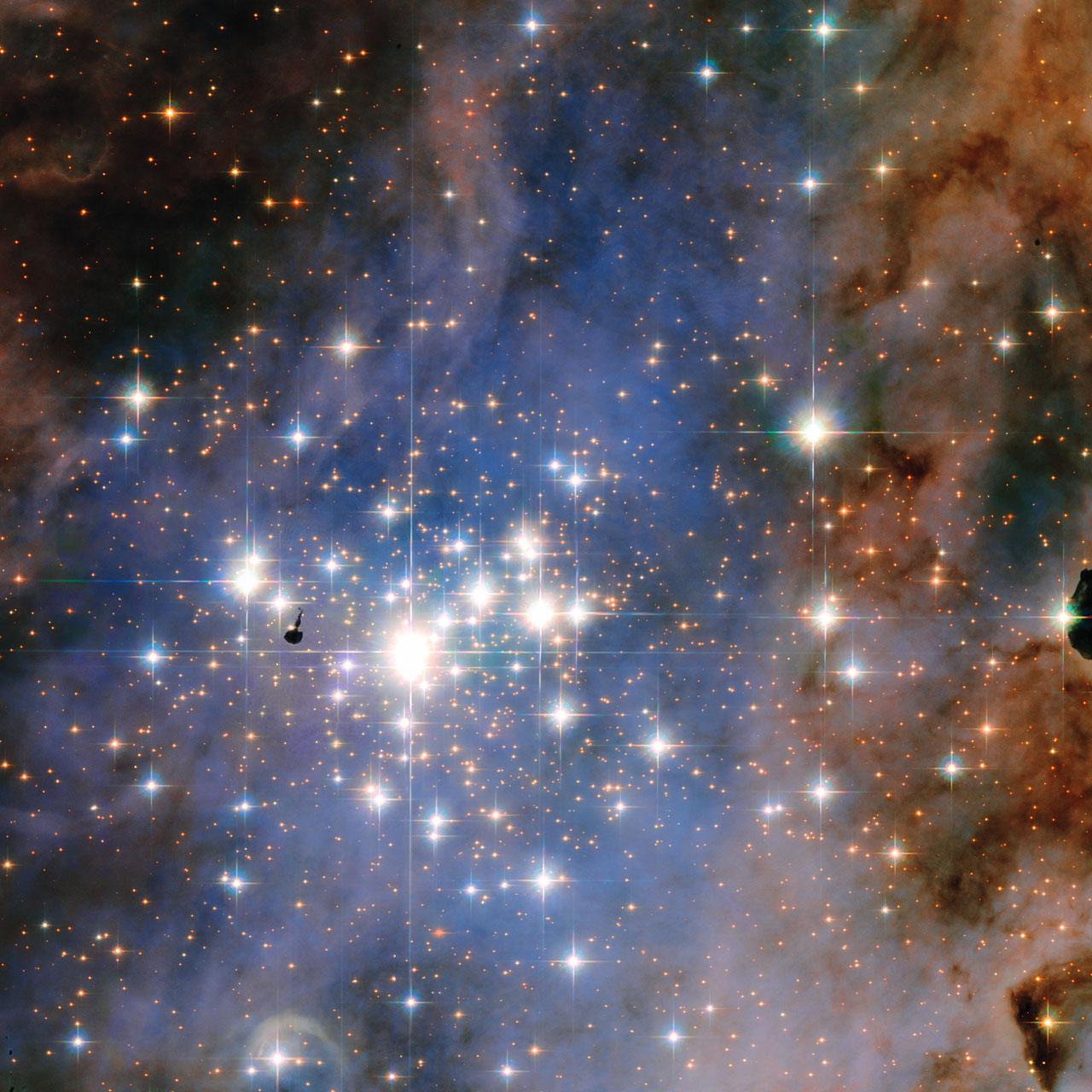 Image Credit:  NASA/ESA, jesús Maíz Apellániz