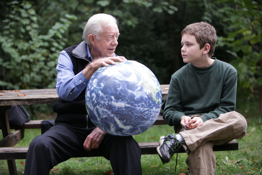 Our stories make sense of the world. - Image Credit:  The Elders/Flickr
