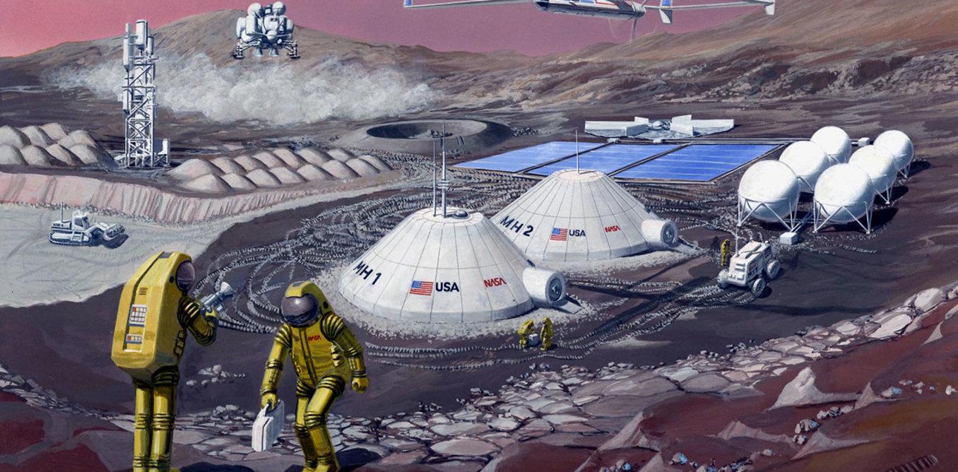 Out of this world – Image Credit: NASA